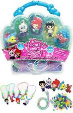 The Little Mermaid Necklace Set Disney Princess Toy Girls Toy With Ariel Pendant