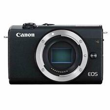 Canon EOS M200 Mirrorless Digital Camera (Body) Black