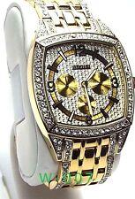 Elgin Man Gold-tone, Japan Movement Dress  Watch, FG5000