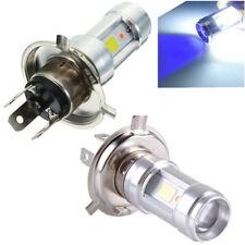 12V 36W H4 LED Motorrad Lampe Birne Fern-Abblend-Scheinwerfer mit Blau Angel Eye