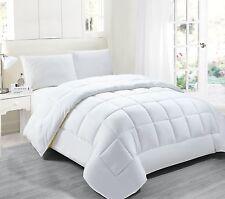 Down Alternative Comforter, Hypoallergenic, Anti-Dust Mite, Anti-Bacterial