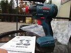 BOSCH GDX18V-1600 18V Li-Ion Cordless Impact Driver Wrench (Bare Tool) photo