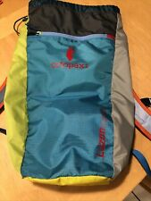Cotopaxi Backpack- Nylon 18L Luzon Multicolored