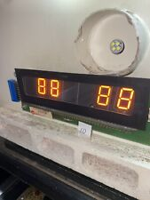 Nice! 100/% Tested Working 6 Digit Display Williams // United Shuffle Bowler