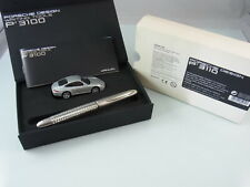 Porsche Design P 3100 Tec Flex Kugelschreiber Kuli Modellauto Box und Papiere