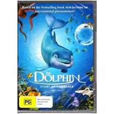 DVD DOLPHIN STORY OF A DREAMER, THE Family PG Animated Adventure REGION 4 [BNS]
