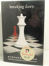 The Twilight Saga: Breaking Dawn 4 by Stephenie Meyer (2008, Hardcover) first ed