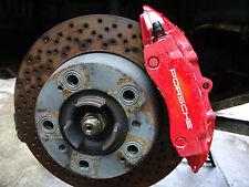 Porsche Boxster 986 S Rear Brake Calipers   986 S Rear Brembo Calipers   W867