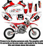 2005-2007 HONDA CRF 450R GRAPHICS KIT DECALS DECO STICKERS CRF450R 450 R 2006