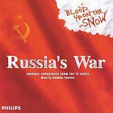 RUSSIA'S WAR Original Soundtrack  TV Mini Series Score Stanislas Syrewicz CD