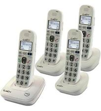 CLARITY-D702C3 Extra loud and clear handset speakerphone Cordless Telephones