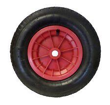 RED 3.25 / 3.00 - 8 FULL WHEEL Tyre Wheelbarrow Tyre Inner Tube Innertube