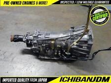 Jdm  03-05 Nissan 350z Infiniti G35 Transmission  V6 3.5L RWD Auto Trans