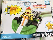 K'Nex Mario Kart Wii Building Set: Bowser Motorized Standard Kart Building Set
