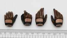 Hot Toys 1/6 Scale Star Wars MMS492 Han Solo Figure - Gloved Hands #2