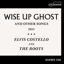 Wise Up Ghost - Elvis Costello, The Roots CD EMARCY (P