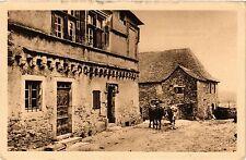 CPA  L'Aveyron - Sainte Radegonde -Maison Renaissance  (249969)
