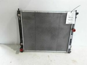 2012-2014 Cadillac CTS Radiator 3.6L Coupe Station Wagon