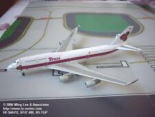 Herpa Wings Thai Airways Int'l Boeing 747-400 King's Birthday Model 1:400