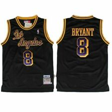 NWT Kobe Bryant #8 Los Angeles Lakers Classic Stitched Basketball Jersey