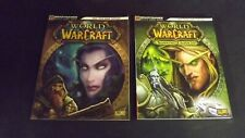 World of Warcraft & The Burning Crusade Battle Chest Brady Strategy Guides