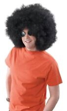 Super Jimmy Mega Huge Afro Wig Black Stag N Hen Party Fancy Dress