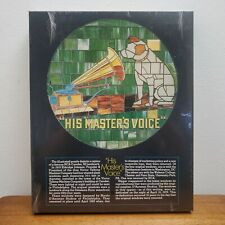 His Masters Voice RCA Nipper Dog Stained Glass Jigsaw Puzzle - New Sealed