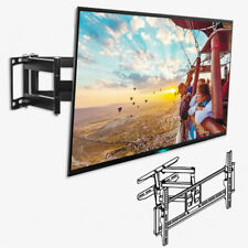 TV Wall Mount Bracket Full Motion Tilt Swivel 32-70 Inch LCD LED 60KG 600X400mm