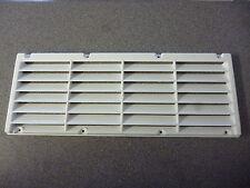 Montaje en superficie de Plástico Blanco Nevera de ventilación de aire para Caravana Autocaravana FVC2