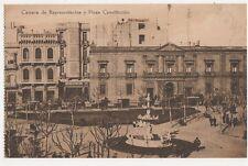 Uruguay, Montevideo, Camera de Representantes  Plaza Constitucion Postcard, B208