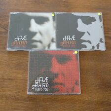 Dave Gahan CD/DVD Single Set 3: I Need You (2x CD & 1 DVD Set) Rare