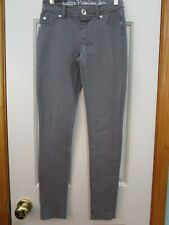 NWOT Justice Girl's Gray Knit Jeggings Size 12S