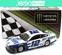Ryan Blaney 2019 Dent Wizard Talladega Playoff Win 1/24 Die Cast IN STOCK
