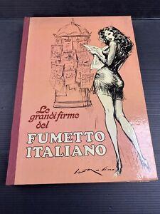 Fa20 Le Grandi Firme Del Fumetto Italiano ottimo stato