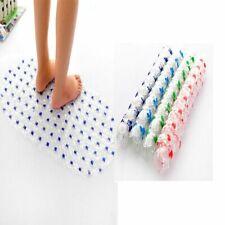 Multi-color Home & Garden Non Slip Pad Bath Mat Bathtub Cushion Shower Rug