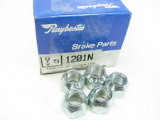 (5) Raybestos 1201N Wheel Lug Nuts LH Threads