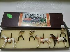 Imperial Production  Box sets #34 Natal native horse mounted - Free post