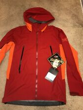 Arc'teryx Men's Lithic Comp Gore Tex Ski Shell Jacket  Large ,Aruna .Used