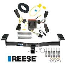 Reese Trailer Tow Hitch For 11-14 Ford Edge Except Sport w/ Wiring Harness Kit