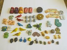Lot Of Vintage Refrigerator Magnets