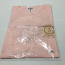 GIRL'S GENERATONE Japan Tour T-shirt (M) Pink SNSD