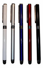 5x Bunt 2in1 Stylus Kugelschreiber Display Touch Display Stift Office Pen