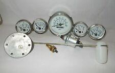 Jauges Kit 85 MM Speedometer- Elec Temp-Oil  fuel  Volt - Expéditeurs Envoi