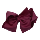 """8"""" Large Boutique Style Hair Bow"""