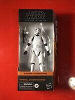 Star Wars Black Series 02 The Mandalorian Imperial Stormtrooper NEW/Sealed