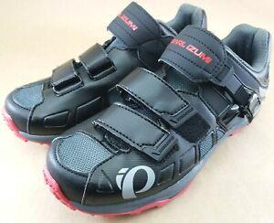 PEARL iZUMi Women's X-Alp Enduro v5 Shoes Black/Grey/Pink Size EU 40, US 8