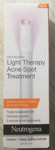 Neutrogena Light Therapy Acne Spot Treatment Stick NEW! exp 2020 visibly clear