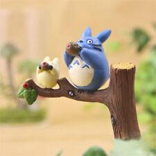 Studio Ghibli My Neighbor Totoro Figure DIY Landscape Toy Home Garden Decor