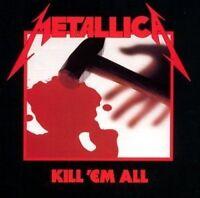 Metallica Kill 'em all (1983) [CD]