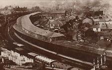 Unused postcard #2524 ~ T V R station Pontypridd